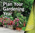 The Plan Your Gardening Year (Digging and Planting)