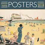 English Travel Posters Wall Calendar 2018 (Art Calendar)