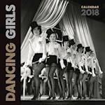 Dancing Girls Wall Calendar 2018 (Art Calendar)