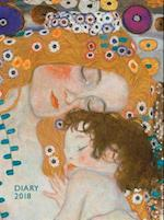 Gustav Klimt - Mother & Child Pocket Diary 2018