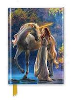 Elena Goryachkina - Sophia and the Unicorn Journal (Flame Tree Notebooks)