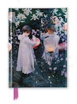 John Singer Sargent: Carnation, Lily, Lily, Rose (Foiled Journal) (Flame Tree Notebooks)