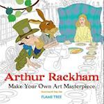 Arthur Rackham (Art Colouring Book) (Colouring Books)