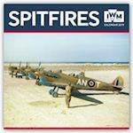 Imperial War Museum - Spitfires Wall Calendar 2019 (Art Calendar)