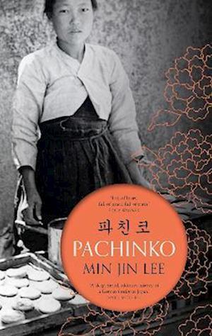 Bog, hardback Pachinko af Min Jin Lee