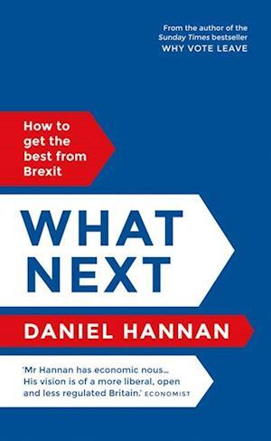 What Next af Daniel Hannan
