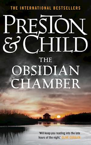 Obsidian Chamber af Douglas Preston, Lincoln Child