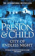 City of Endless Night (Agent Pendergast, nr. 17)