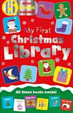 My First Christmas Library (6-in-1, nr. 1)
