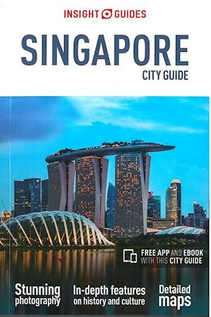 Bog, paperback Insight Guides: Singapore City Guide af Insight Guides
