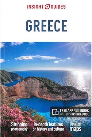 Bog, paperback Insight Guides Greece af Insight Guides