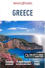 Insight Guides Greece (INSIGHT GUIDES GREECE)