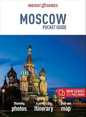 Bog, paperback Insight Pocket Gude Moscow af Insight Guides