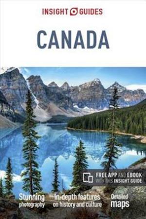 Bog, paperback Insight Guides Canada af Insight Guides
