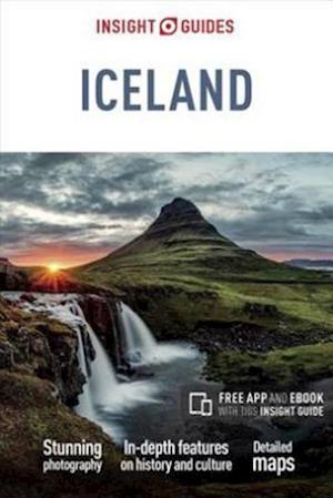 Bog, paperback Insight Guides Iceland af Insight Guides