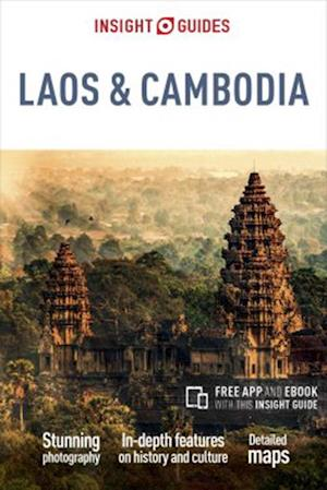 Bog, paperback Insight Guides Laos & Cambodia af Insight Guides