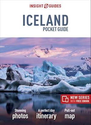 Bog, paperback Insight Pocket Guide Iceland af Insight Guides