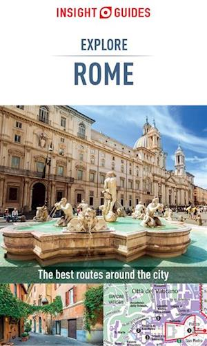 Insight Guides: Explore Rome af Insight Guides