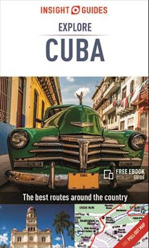Bog, paperback Insight Guides Explore Cuba af Insight Guides