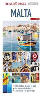Insight Guides Flexi Map Malta (Insight Flexi Map S)