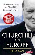 Churchill on Europe af Felix Klos