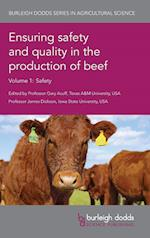 Ensuring Safety and Quality in the Production of Beef Volume 1 (Burleigh Dodds Series in Agricultural Science, nr. 11)