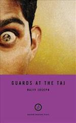 Guards at the Taj