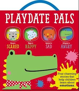 Bog, paperback Playdate Pals Emotions Box Set af Thomas Nelson