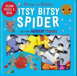 Bog, ukendt format Jigsaw Puzzle and Book Itsy Bitsy Spider Set af Thomas Nelson
