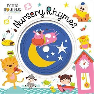 Bog, ukendt format Petite Boutique Nursery Rhymes af Thomas Nelson