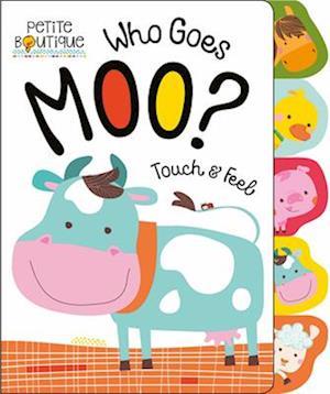 Bog, ukendt format Petite Boutique Who Goes Moo? af Thomas Nelson