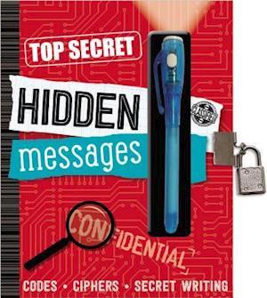Bog, hardback Top Secret Hidden Messages