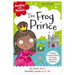 Reading with Phonics the Frog Prince