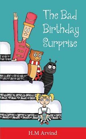 Bog, hæftet Bad Birthday Surprise af H.M Arvind