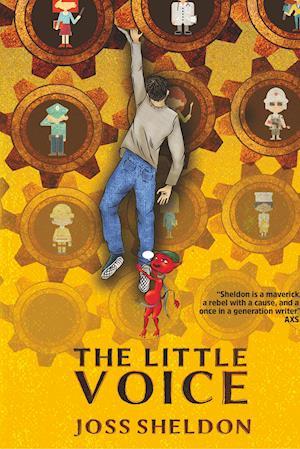 Bog, hardback The Little Voice af Joss Sheldon