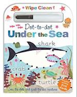 Wipe Clean Dot-To-Dot Under the Sea (Wipe Clean Dot to dot)