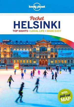Bog, paperback Pocket Helsinki af Lonely Planet