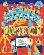 Museum (Lonely Planet Kids Sticker World)