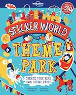 Theme Park (Lonely Planet Kids Sticker World)
