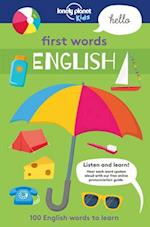 Lonely Planet Kids First Words English (Lonely Planet Kids)
