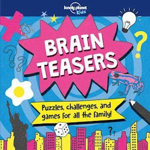 Bog, paperback Brain Teasers af Lonely Planet Kids