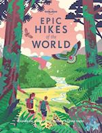 Epic Hikes of the World, Lonely Planet (1st ed. Aug. 2018)