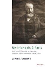 Un Irlandais a Paris