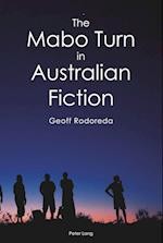 The Mabo Turn in Australian Fiction (Australian Studies Interdisciplinary Perspectives, nr. 1)