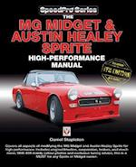 The MG Midget & Austin-Healey Sprite High Performance Manual (Speedpro)