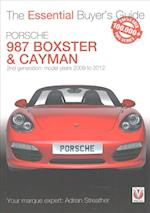 Porsche Boxster & Cayman (2nd Generation 987) - Model Years 2009 to 2012 (Essential Buyer's Guide Series)