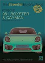 Porsche 981 Boxster & Cayman (Essential Buyer's Guide Series)