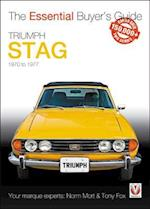 Triumph Stag (The Essential Buyer's Guide)