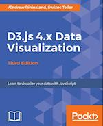 Learning D3.JS 4.x Data Visualization