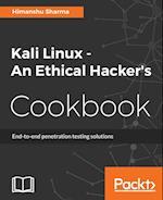 Kali Linux Pentesting Cookbook af Himanshu Sharma
